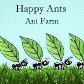Happy Ants Live Wallpaper