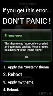 CM9 CM10 CM11 : Kiwi Cobalt- screenshot thumbnail