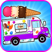 Ice Cream Truck Games FREE