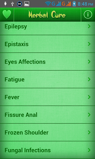 【免費醫療App】Herbal Cure-APP點子