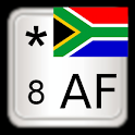 Afrikaans for AnySoftKeyboard logo