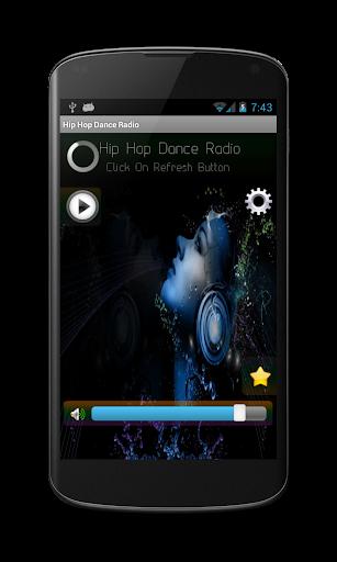 玩免費音樂APP|下載힙합 댄스 라디오 app不用錢|硬是要APP