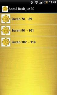 Mishary Rashed Alafasy Quran - náhled