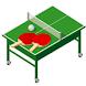 卓球対戦実績管理アプリ「たくまねmini」