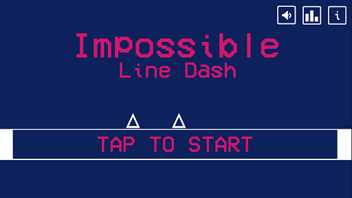 Impossible Line Dash