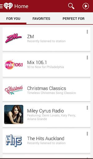 iHeartRadio -Free Online Radio