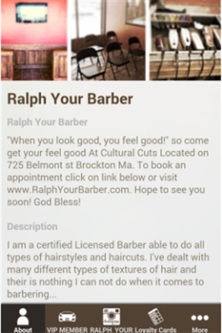 Ralph Your Barber