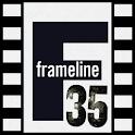 FilmFest Frameline logo