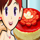 Berry Cheese Cakes:Sara's