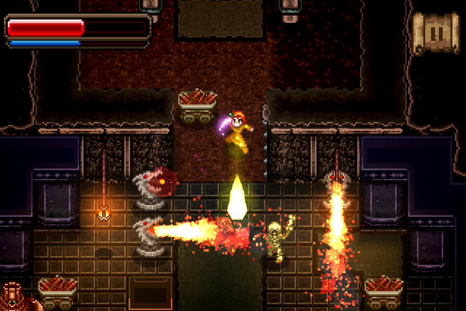 Wayward Souls - screenshot