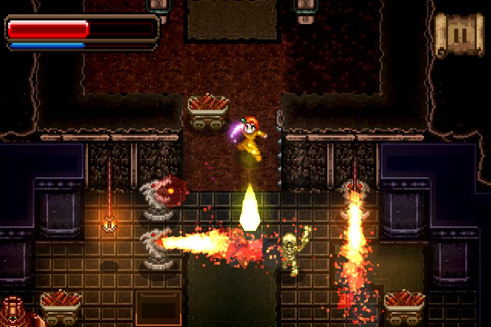 Wayward Souls screenshot #1