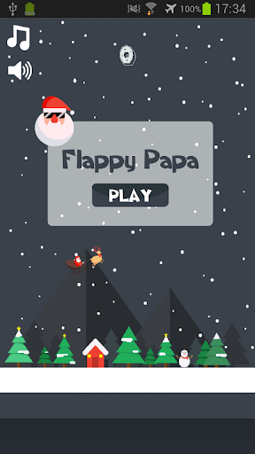 Flappy Papa – Merry Christmas