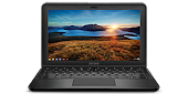 HP Chromebook 11 (Black/Black, Wi-Fi)