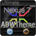 Nexus 7 ADWTheme Free icon