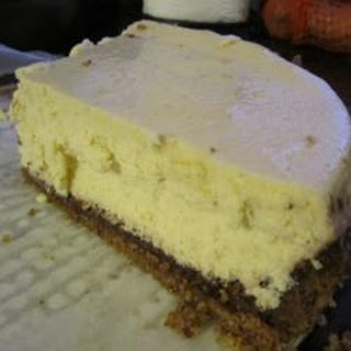 Master Recipe for Rich and Creamy Cheesecake.