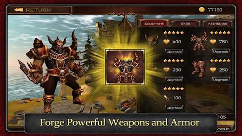 Demonrock: War of Ages Screenshot 4