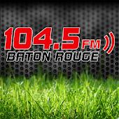 104.5 FM Baton Rouge - WNXX