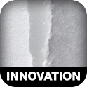 The Myths of Innovation logo