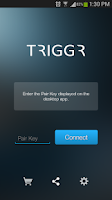 Screenshot of TRIGGR (Free Trial)