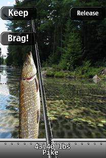 i Fishing Lite - screenshot thumbnail