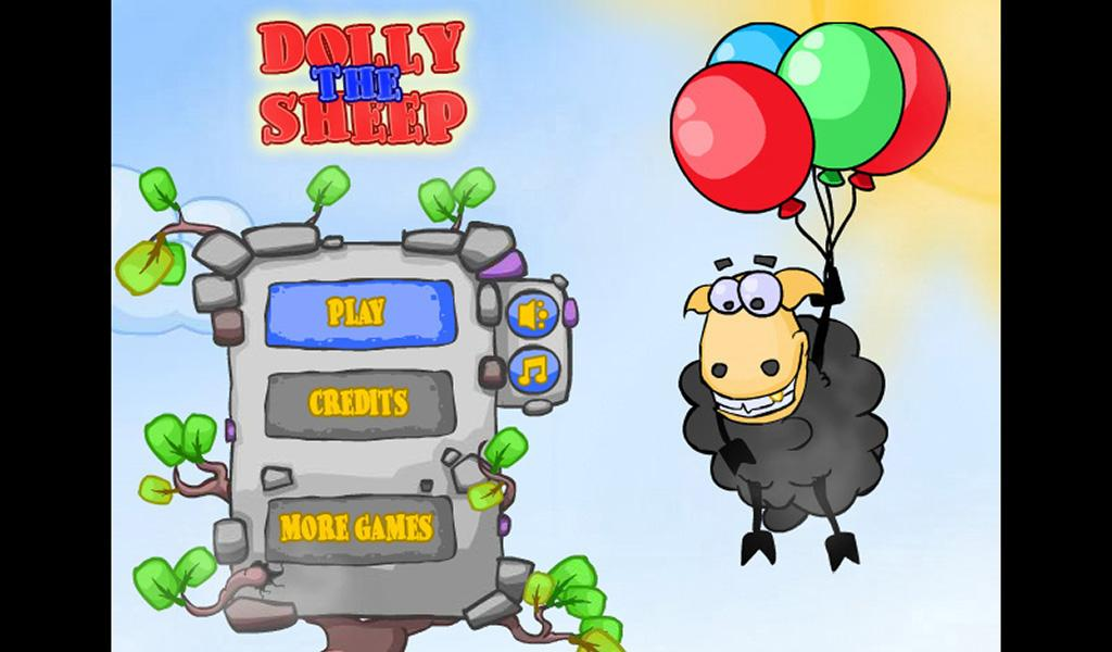Dolly The Sheep FREE- screenshot