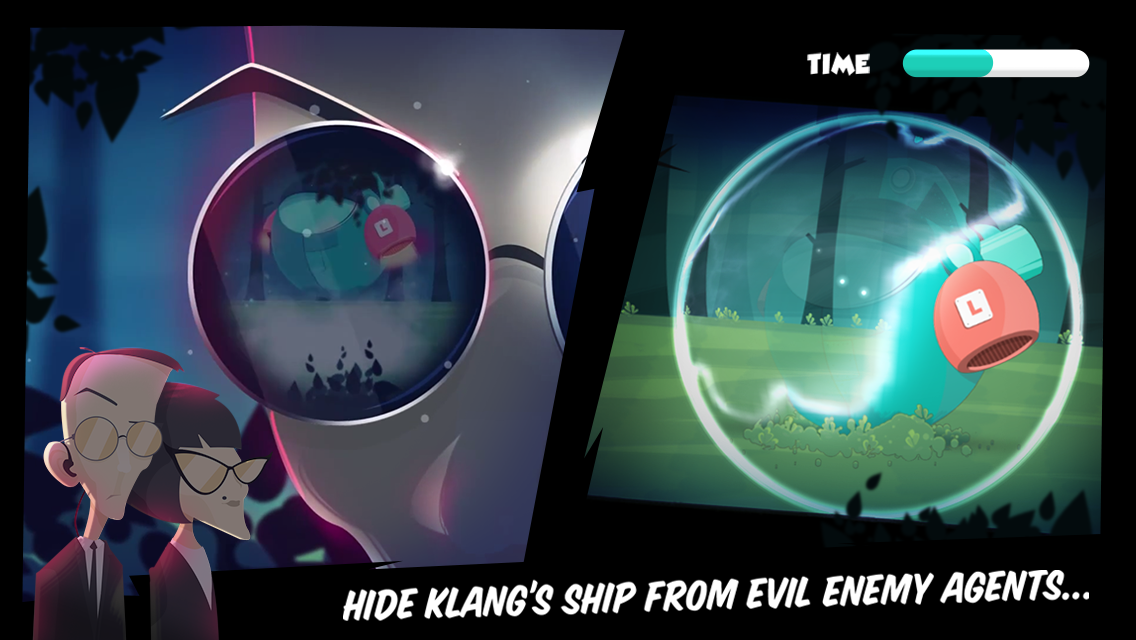 KLANG: The Road Home- screenshot