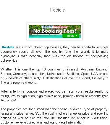 【免費購物App】Travel Mobile Friendly Sites-APP點子
