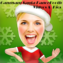 Santa DanceBooth Videos & Pics icon