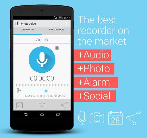 Phoice Pro:PhotoVoice Recorder
