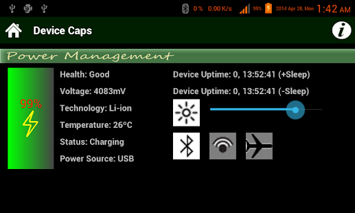 Device Caps Utility - screenshot thumbnail