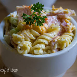 Ham and Pasta Salad   Classic Southern.
