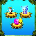 Cartoon Mole Whack Fun Game icon