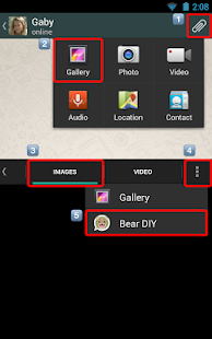 Bear DIY for Chat- screenshot thumbnail