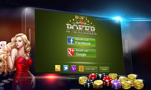 Riki Texas Holdem Poker IT
