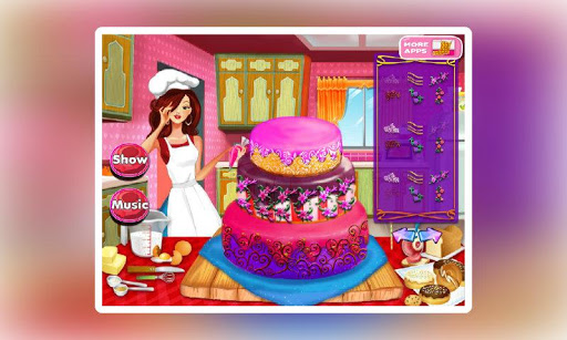 现实婚礼蛋糕装饰