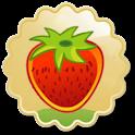 Baby Learning Card – Fruit logo