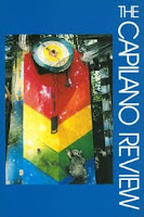 The Capilano Review - Front Cover - Winter 2002
