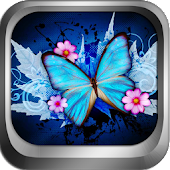 5D Butterfly Live Wallpaper