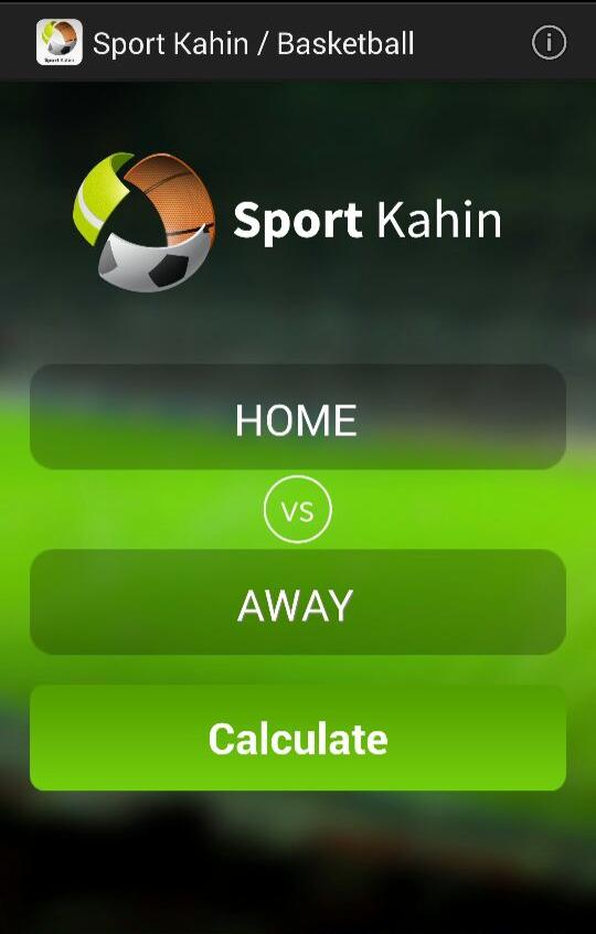 Sport Kahin - screenshot