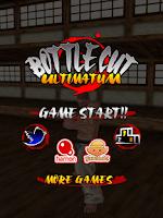 Screenshot of Bottle Cut Ultimatum