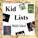 Smart Kid Lists icon