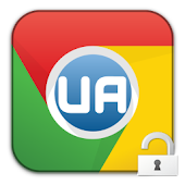 Chrome UA Switcher unlocker
