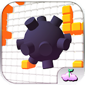 Minesweeper Blocks Puzzle 3D