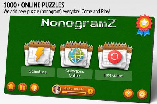 NonogramZ 1000+ オンラインパズル