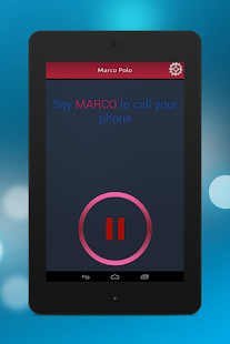 Marco Polo – Find Your Phone