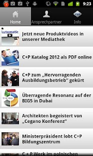 C+P Möbel - screenshot thumbnail