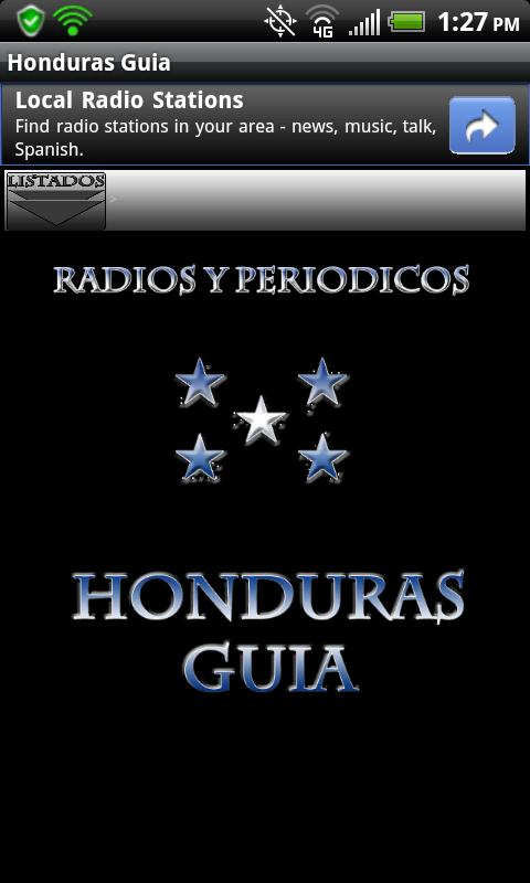Honduras Guia - screenshot