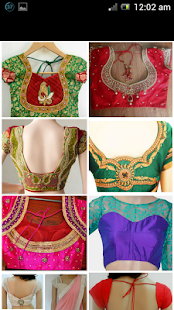 Tải Game Blouse Designs