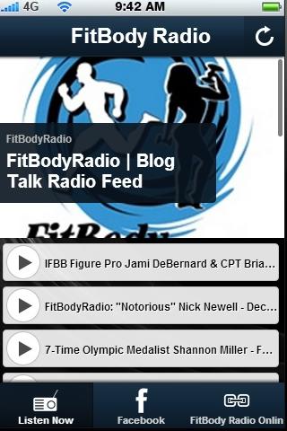 FitBody Radio