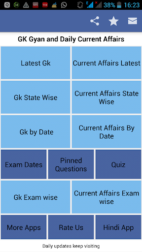 Daily GK Current Affairs 2015